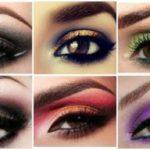 Comment maquiller les yeux bruns?